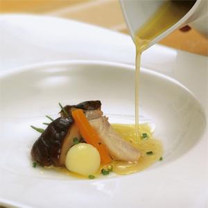 Receta de cocina saludable del restaurante el palasiet